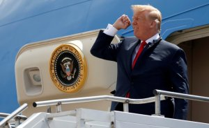 u-s-president-donald-trump-pumps-his-fist