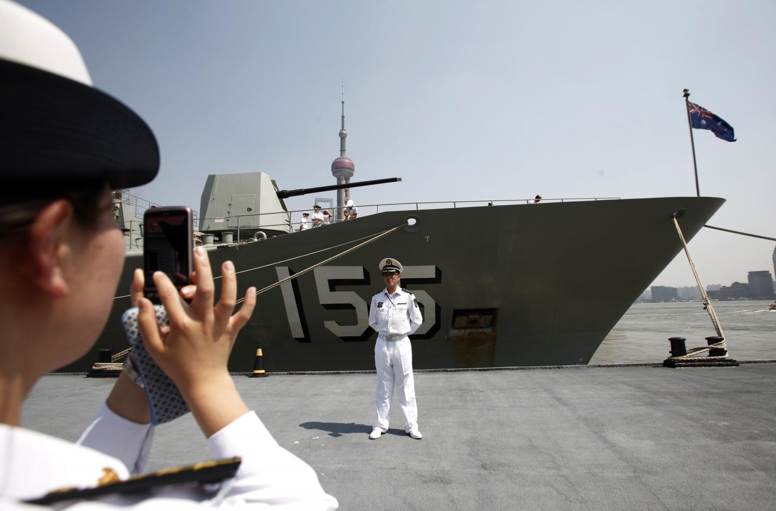 BAE Systems to build Australia navy frigates
