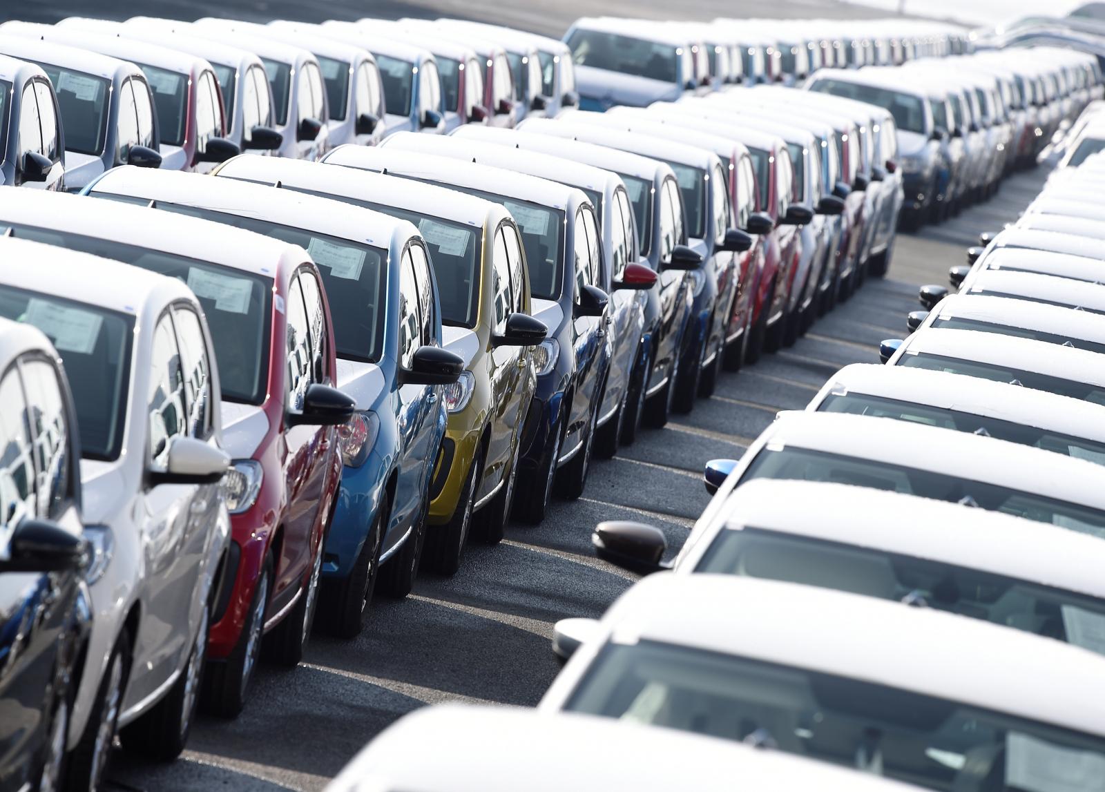 Volkswagen export cars