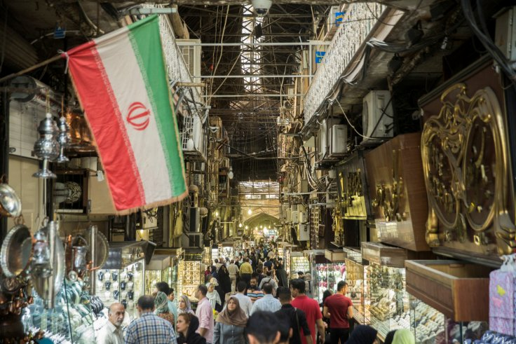 Grand Bazaar of Tehran   once a hotbed of revolution, now a conservative power base grand bazaar tehran