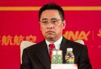 HNA group co-chairman Wang Jian