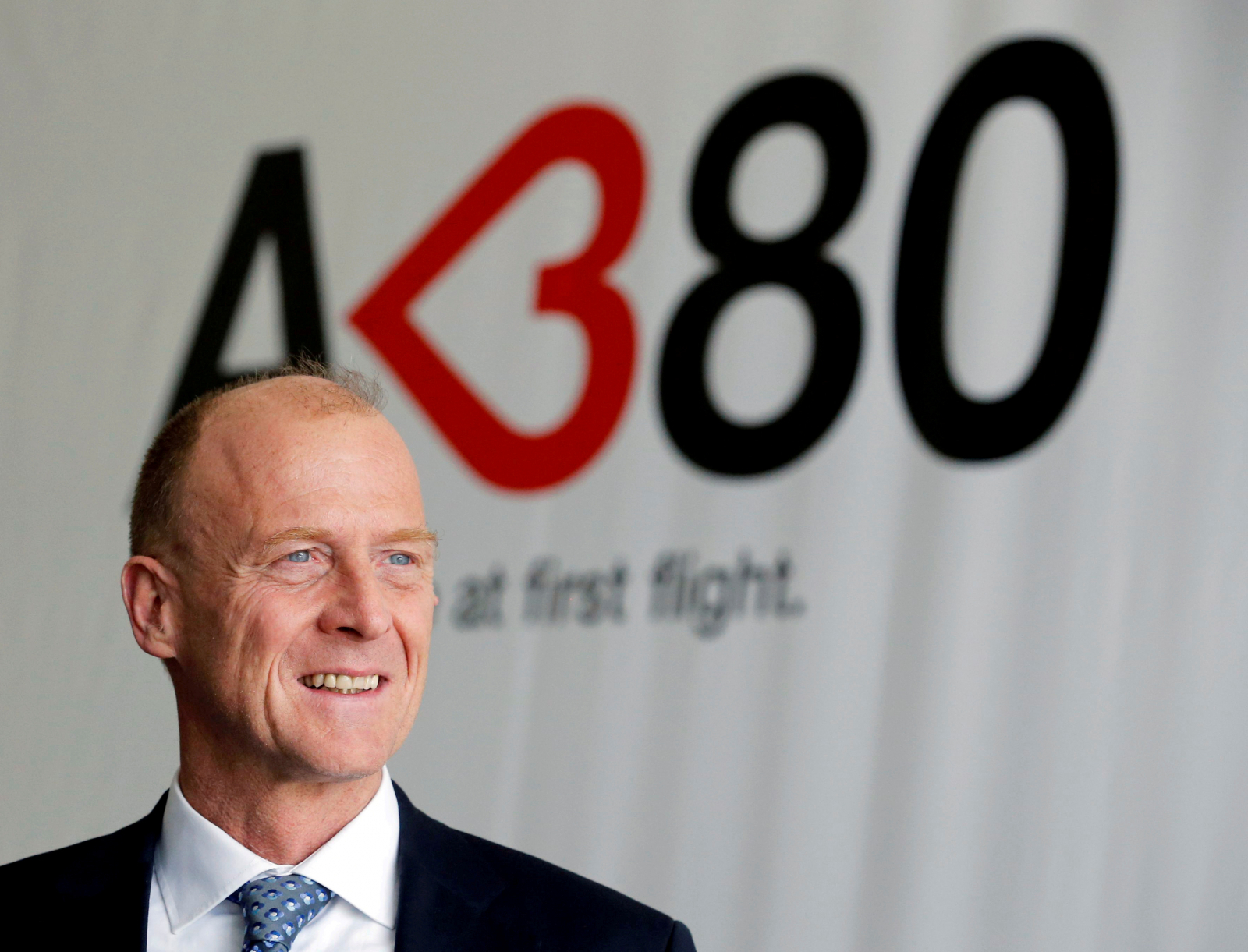 Airbus Chief Executive Tom Enders