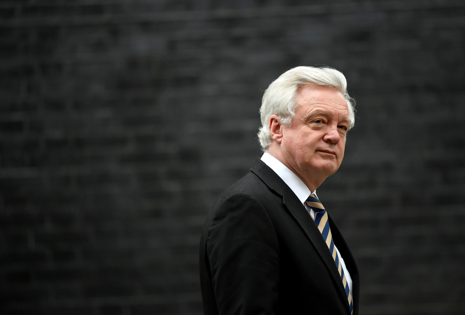 David Davis quits as Brexit secretary