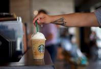 Starbucks straw