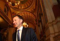 Jeremy Hunt is new UK foreign secretary