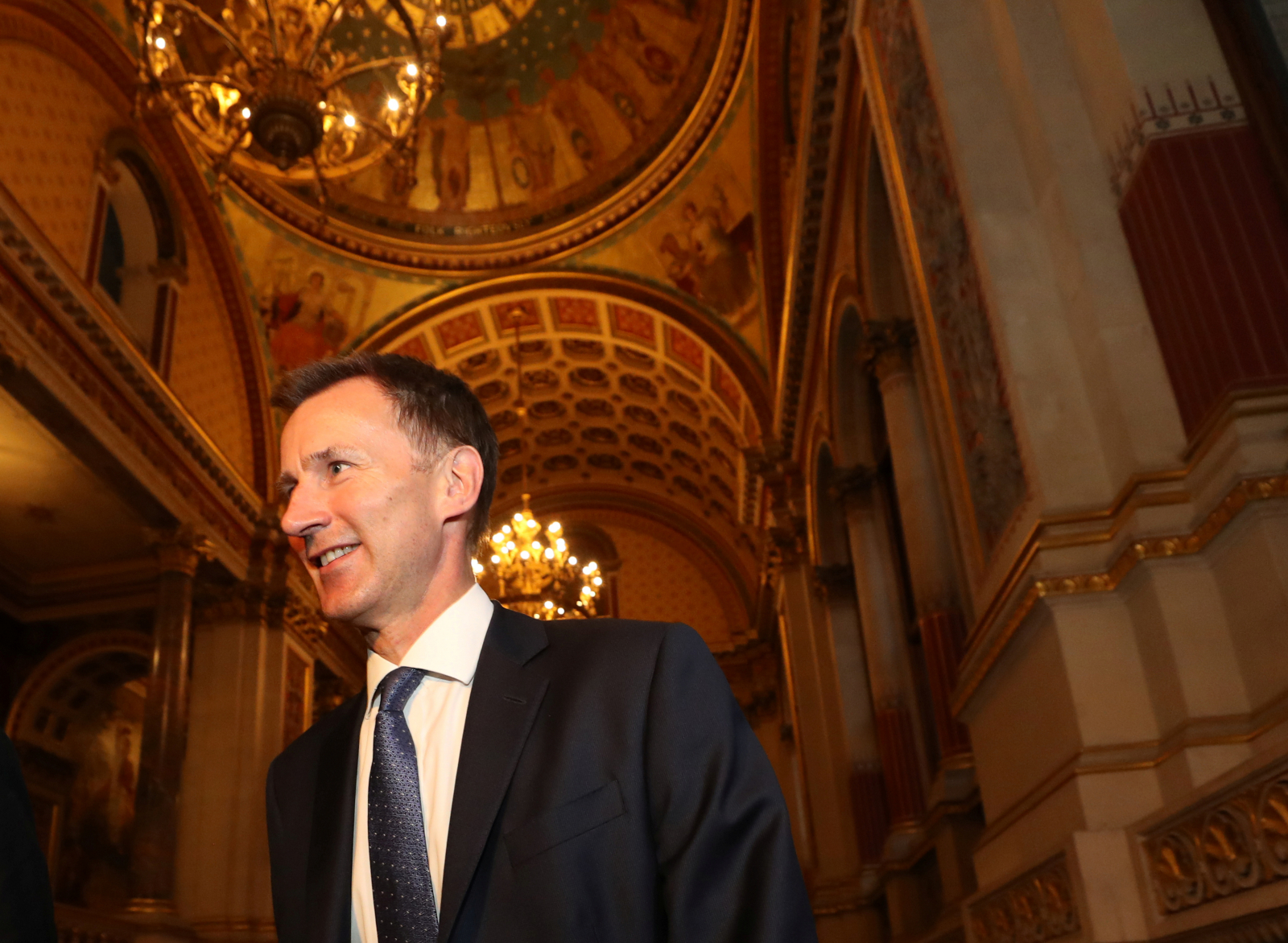 Jeremy Hunt is new UK foreign secretary