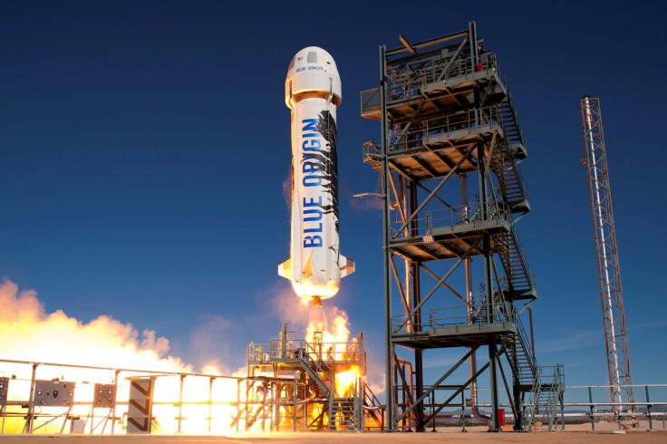 Blue Origin's New Shepard