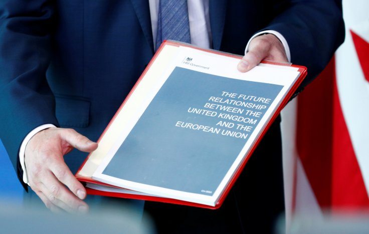 Brexit document