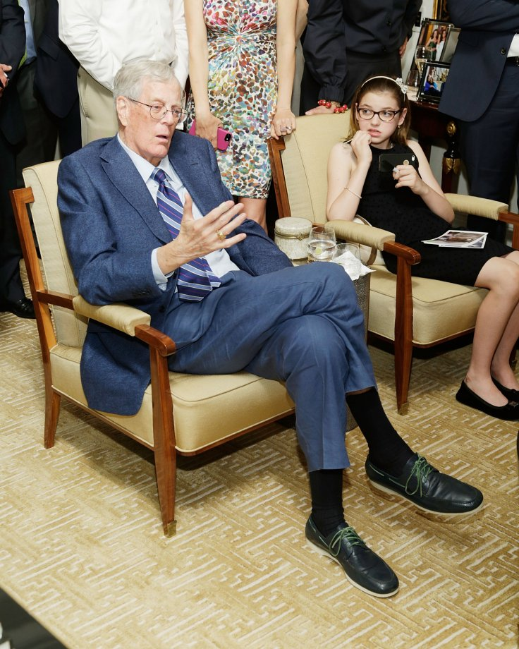 David H. Koch