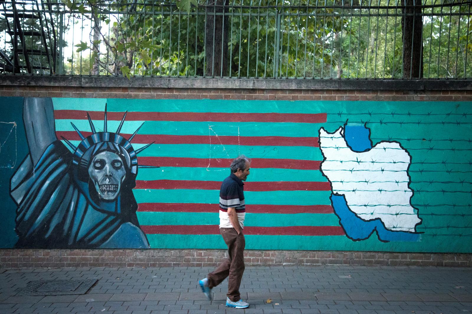 Iran trade sanctions