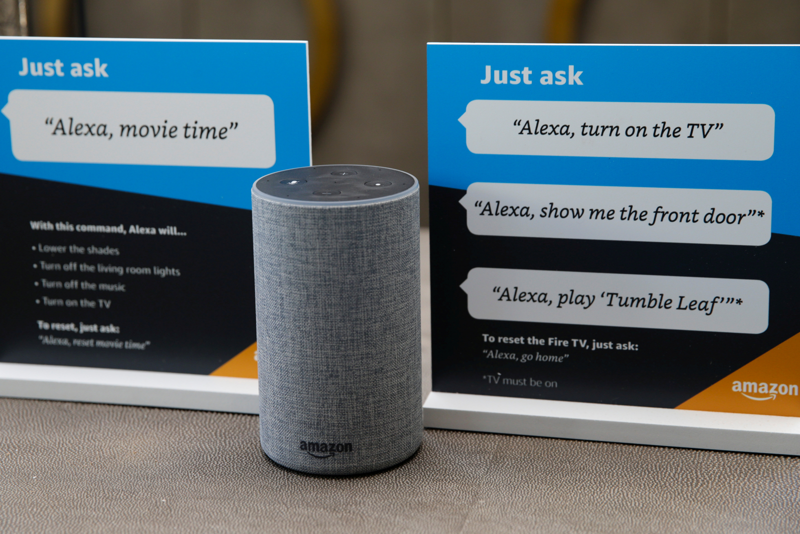 Amazon's Alexa personal assistant
