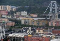 Genoa bridge collapse