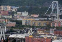 Genoa bridge collapse