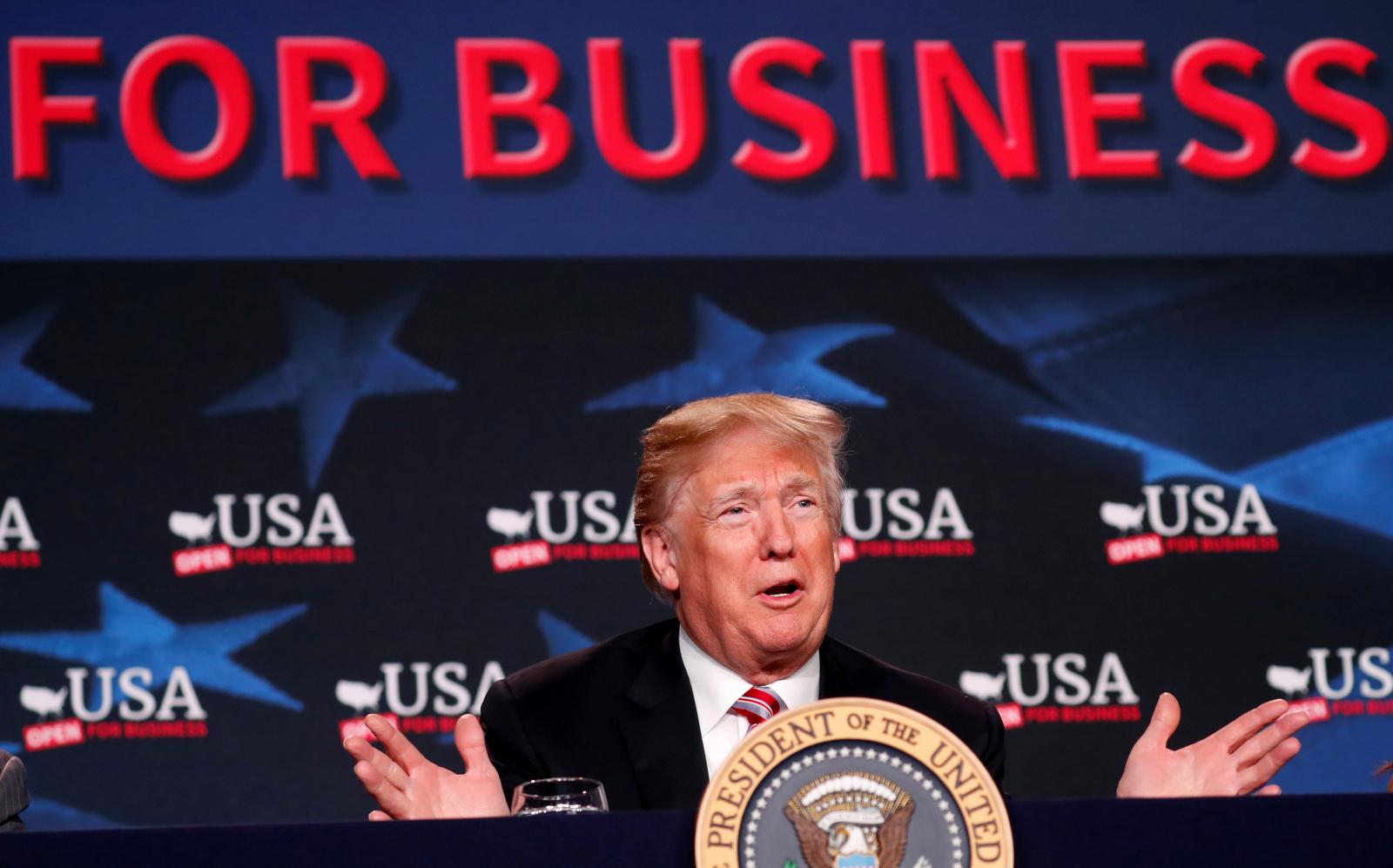 Donald Trump Economy