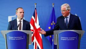 UK EU Brexit Negotiations