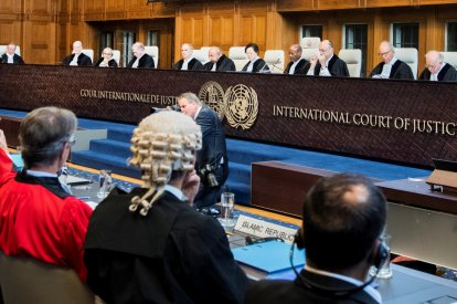 Iran UN Court