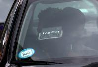 Uber Toyota