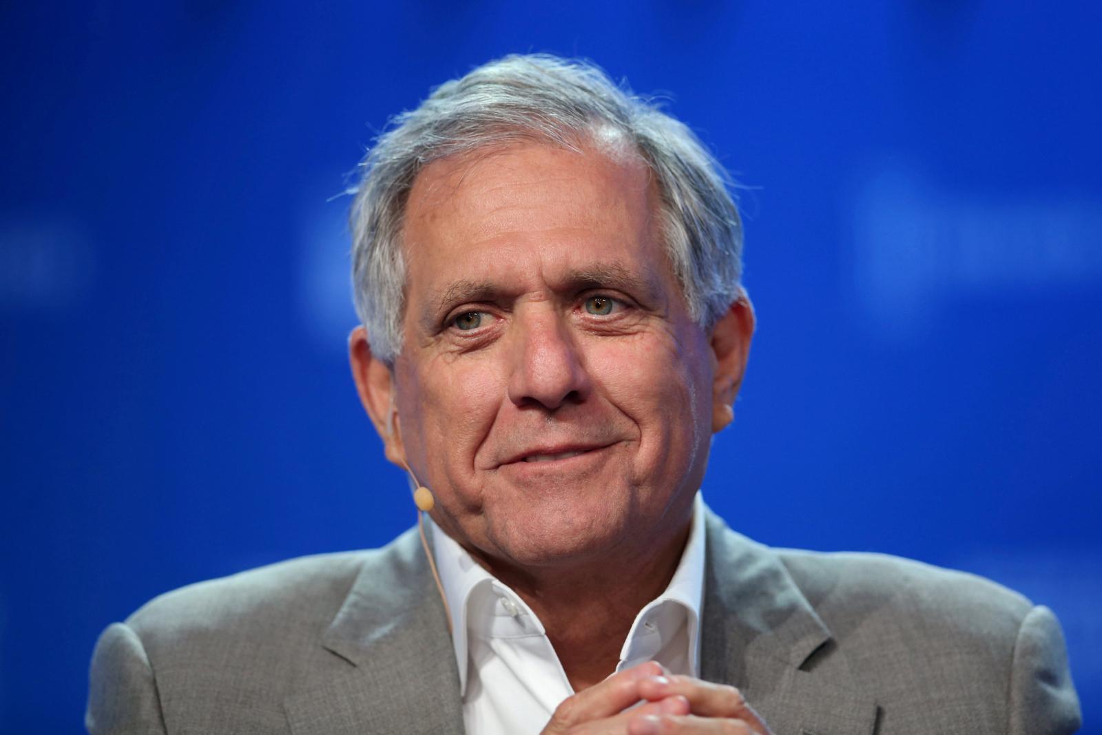 CBS CEO Leslie Moonves