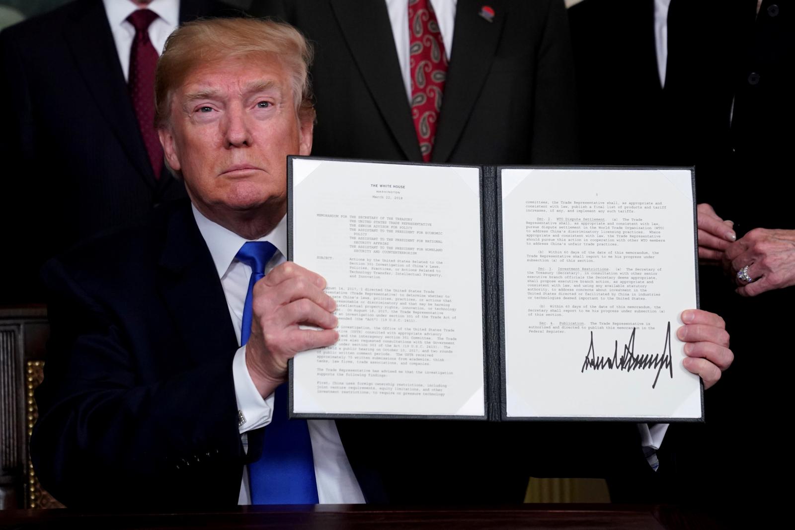 Donald Trump Tariffs