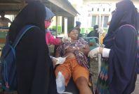 Indonesia tsunami Sulawesi Donggala injured