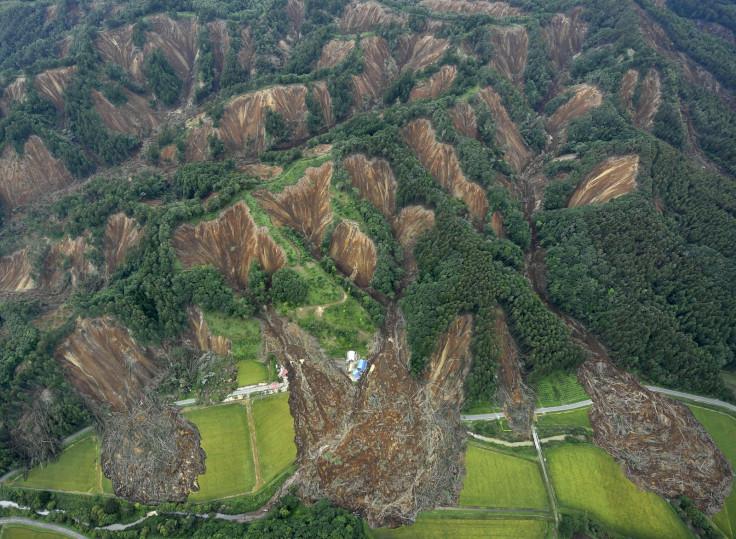 Earthquake Hokkaido Japan