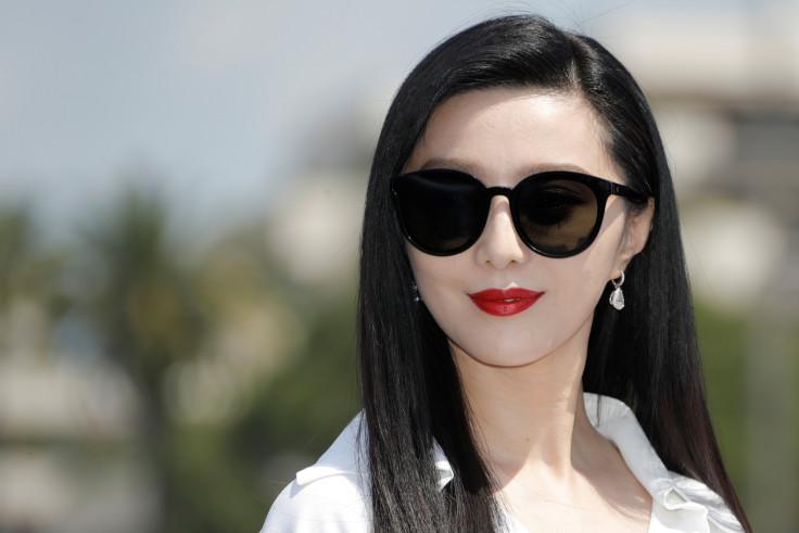 China Orders Missing X-Men Actress Fan Bingbing To Pay -1365