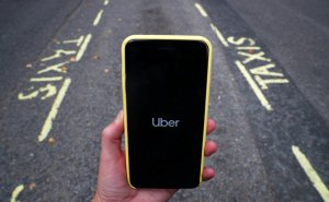 The Uber application