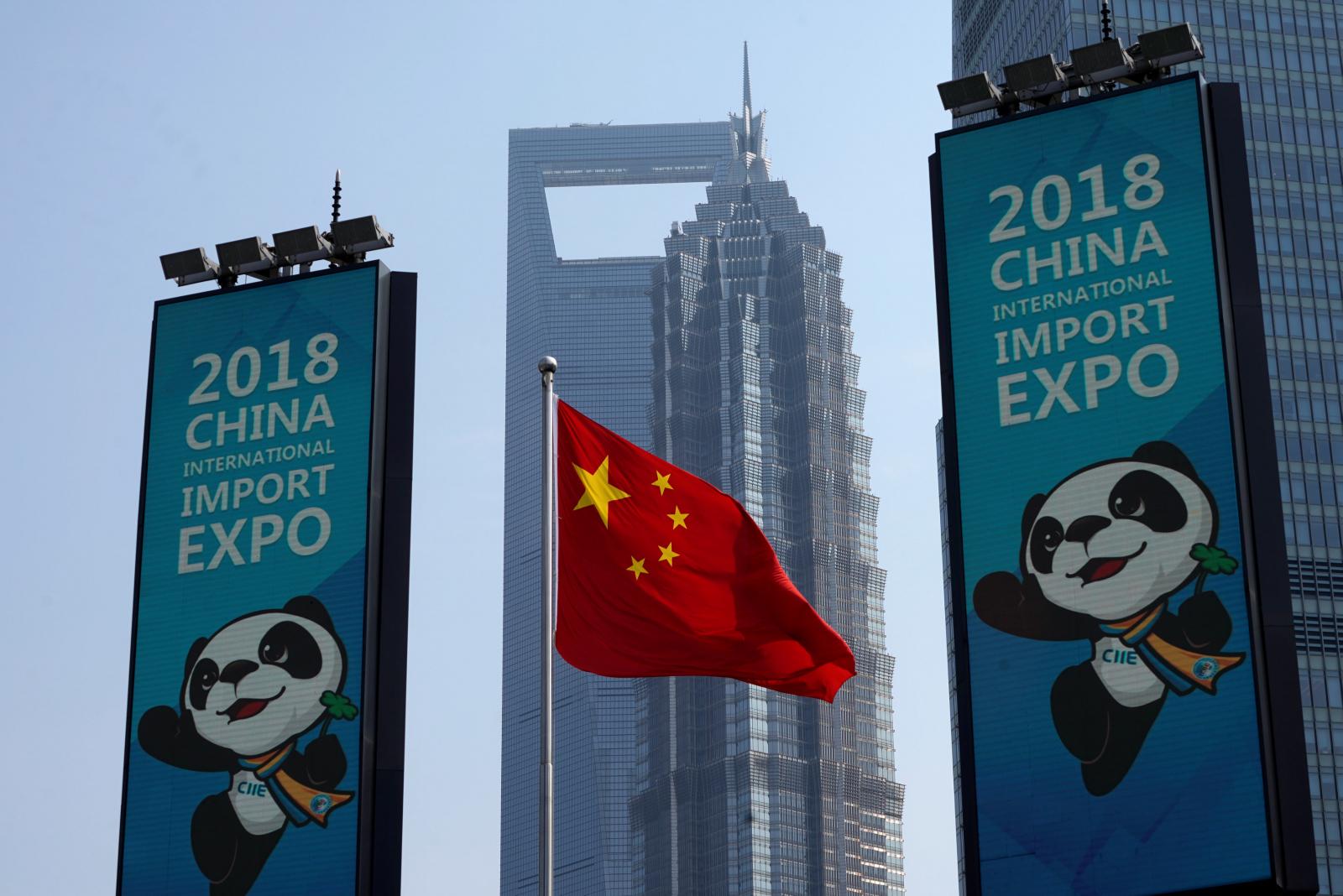 China trade exports