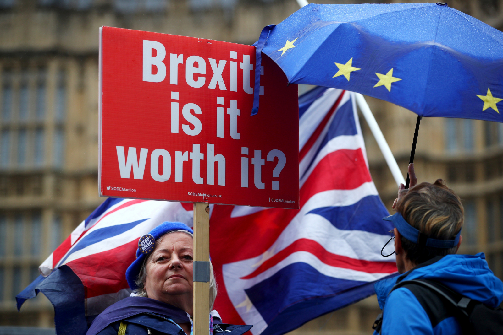 Anti-Brexit protests