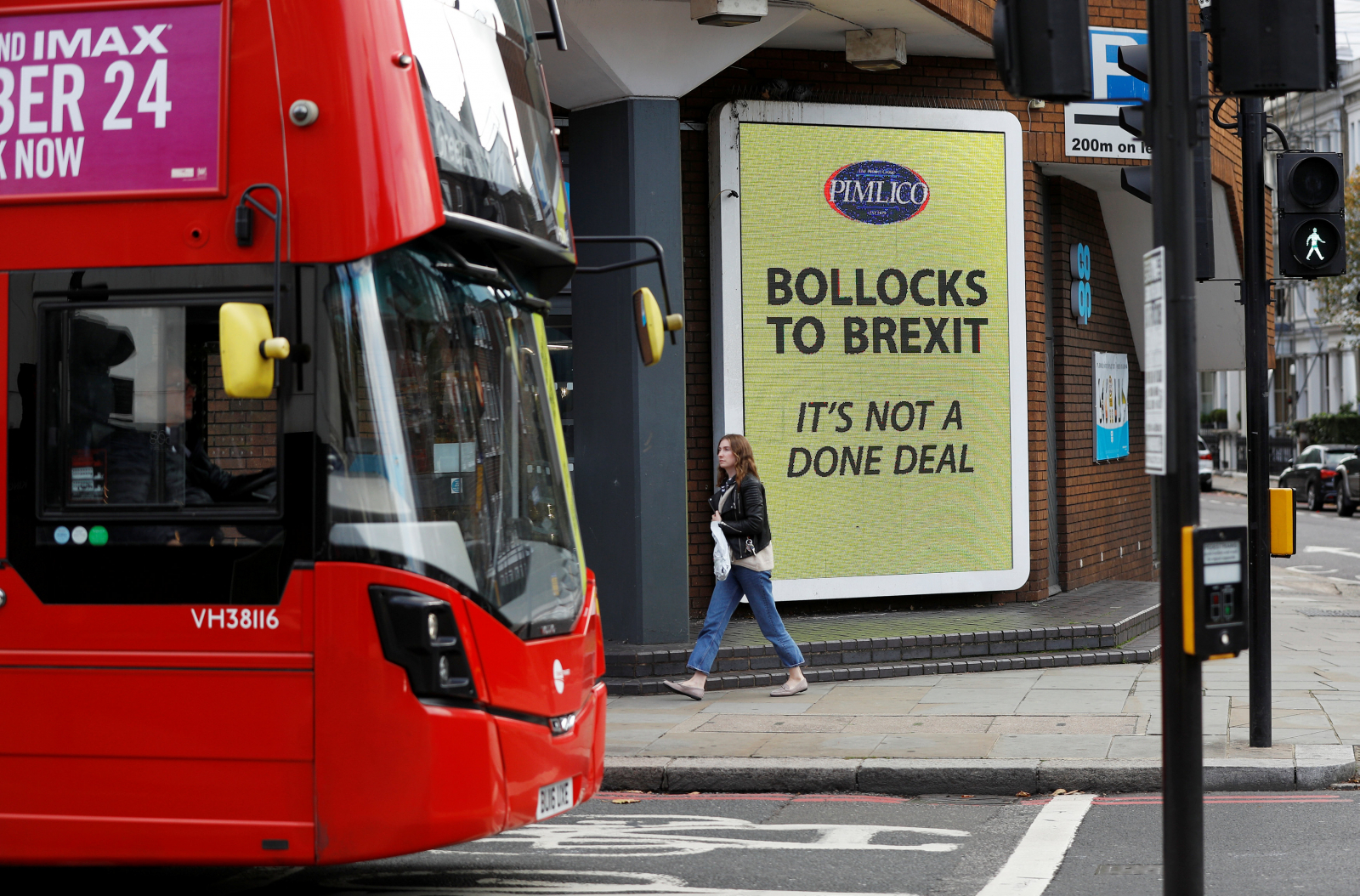 Anti-Brexit poster