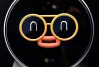 LG's CLOi personal assistant robot