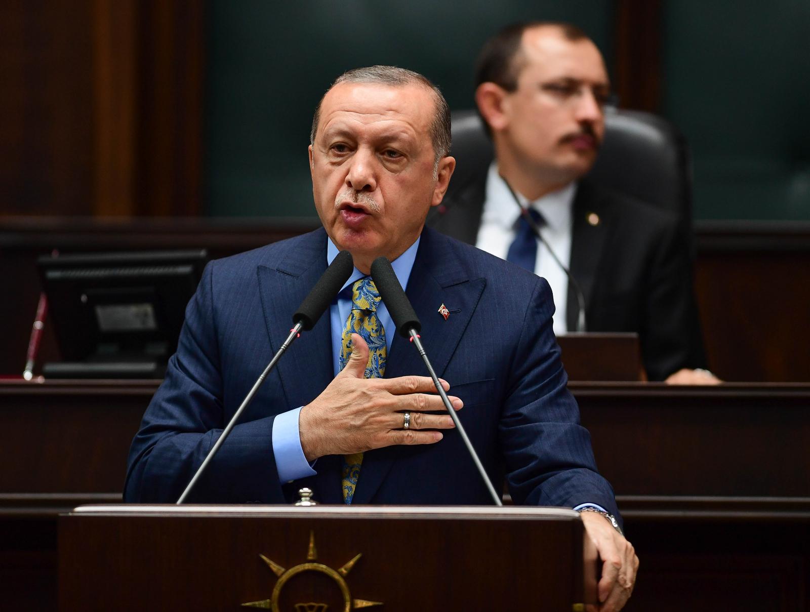 President Recep Tayyip Erdogan Turkey Jamal Khashoggi