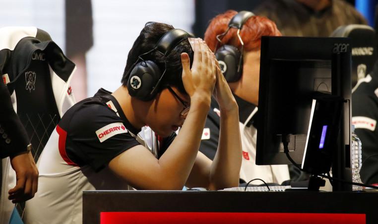 eSports Busan South Korea