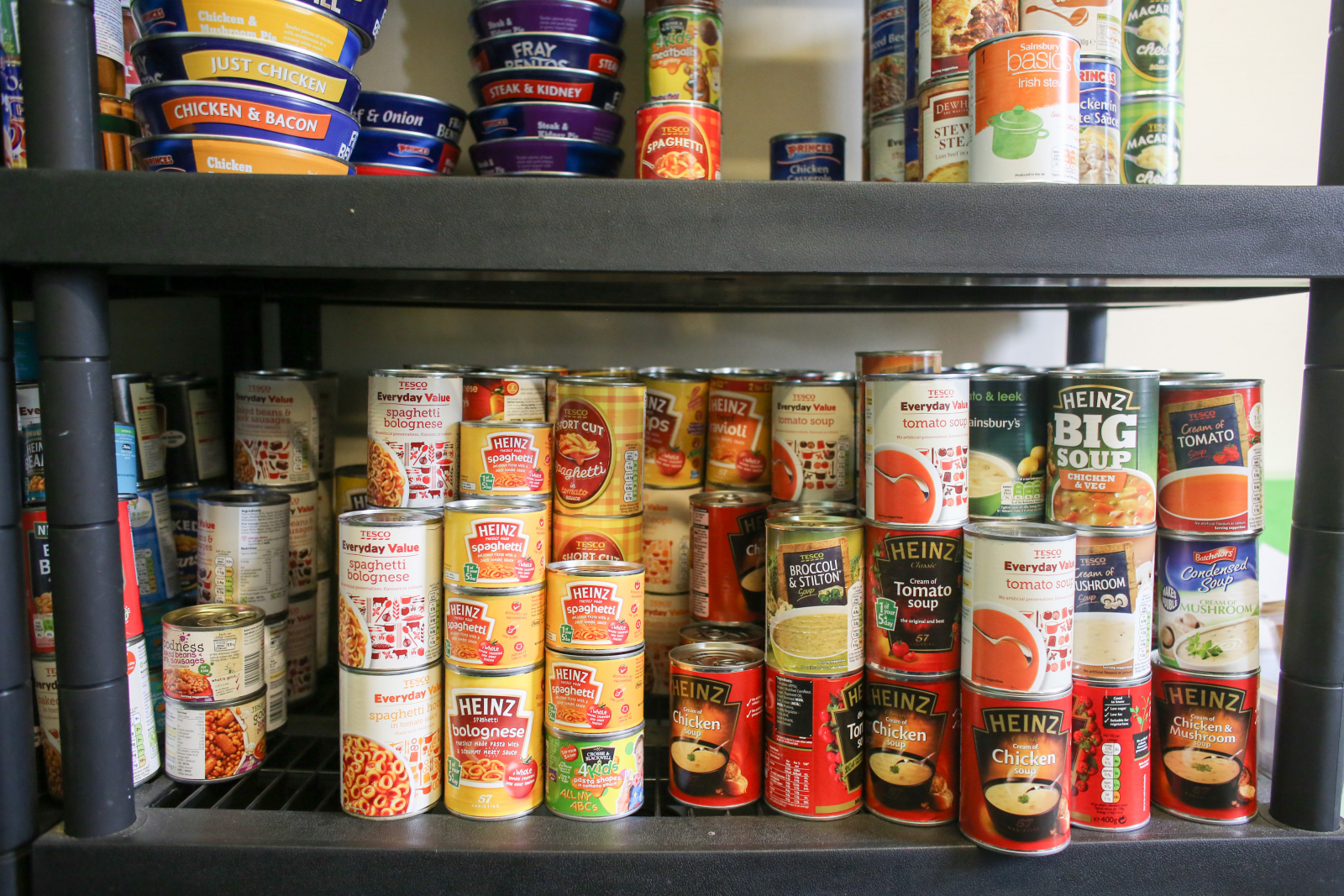 Foodbank Cornwall