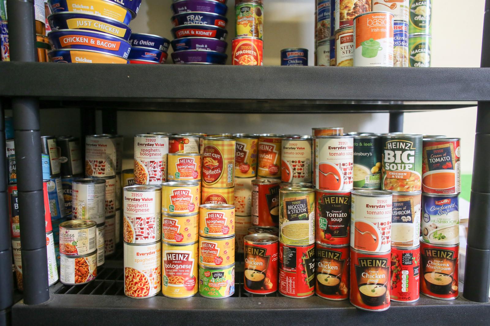Foodbank Cornwall