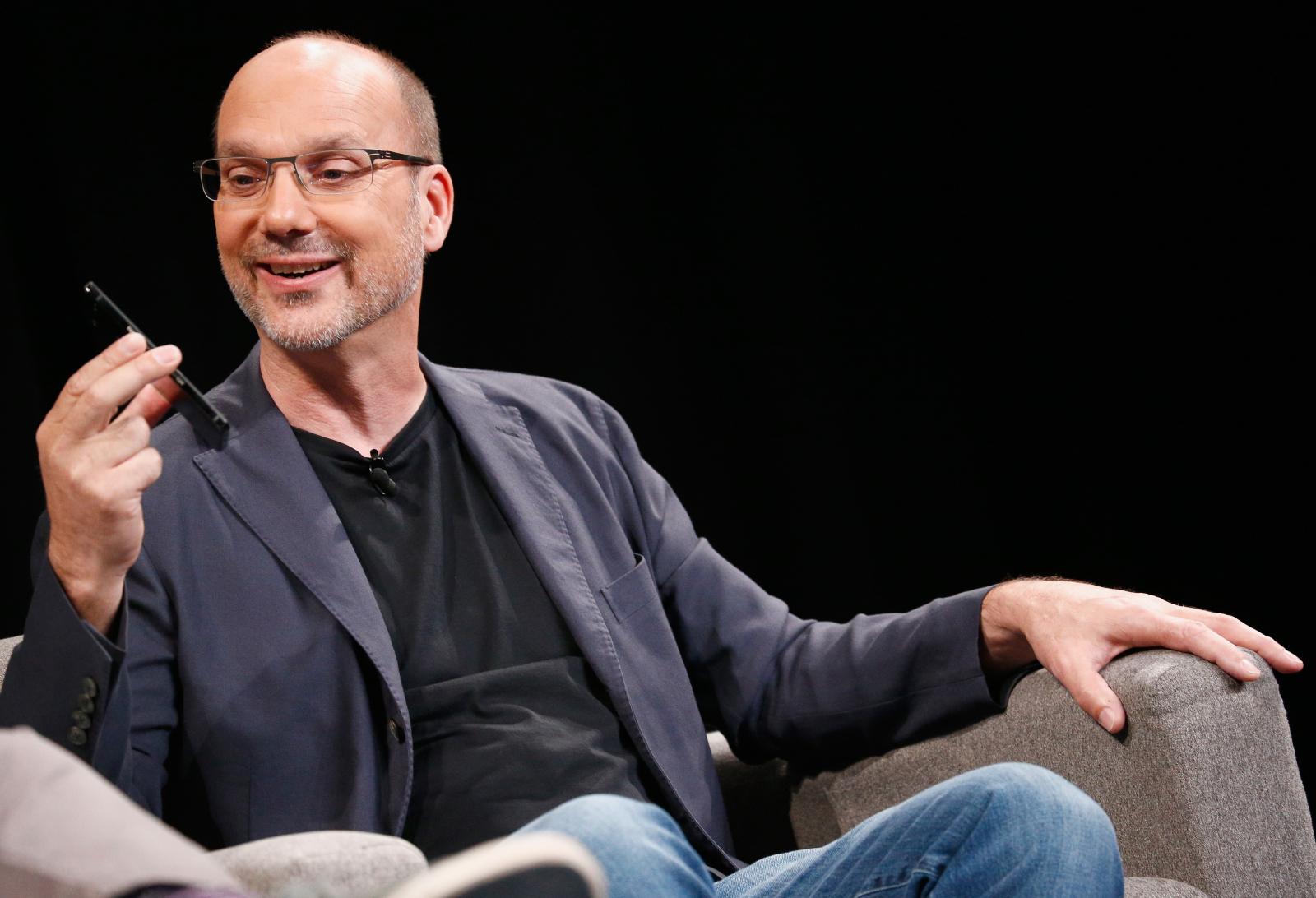 Android creator Andy Rubin