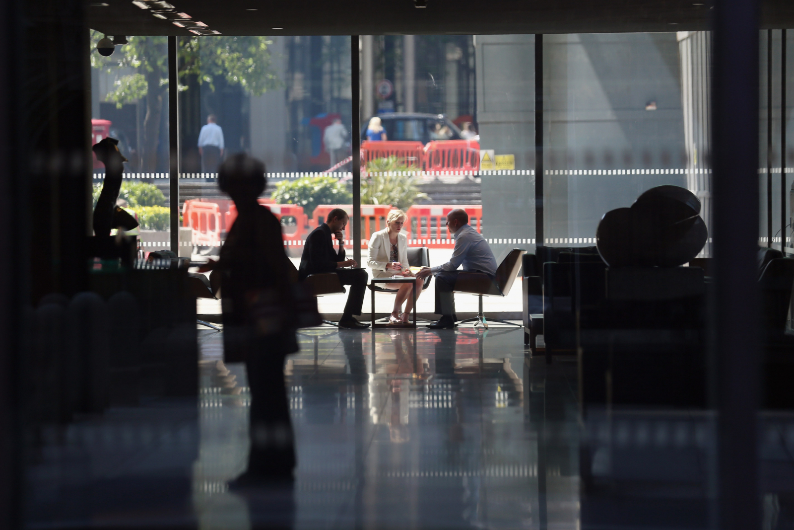 Office Workers City of London