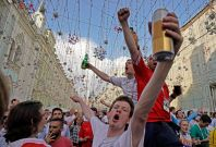UK economy gets World Cup lift
