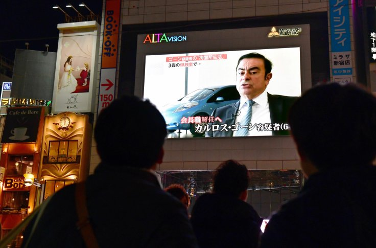 Carlos Ghosn Nissan Ouster