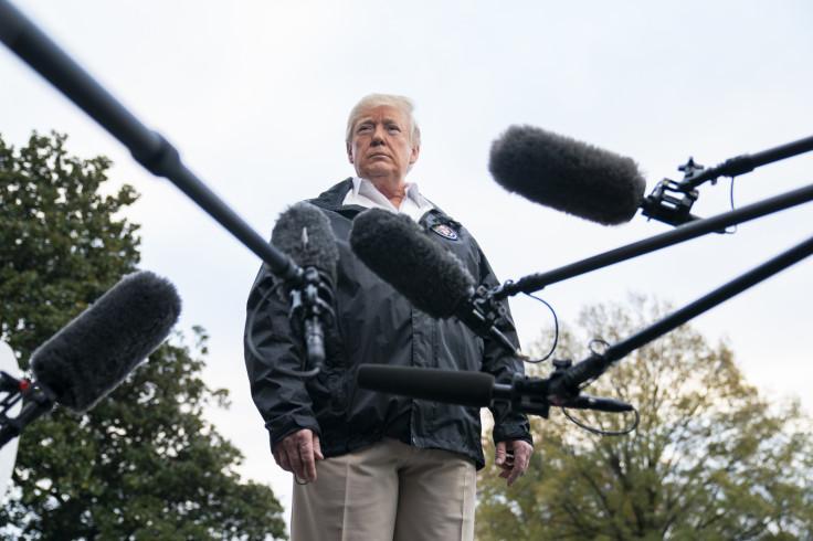 Donald Trump Khashoggi