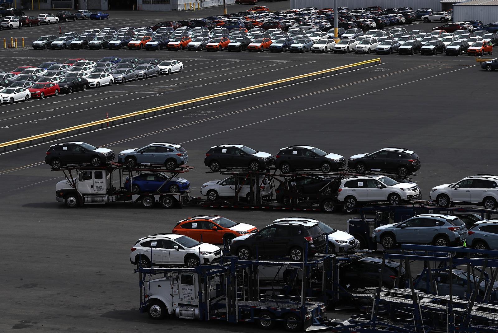 Car Import Tariff
