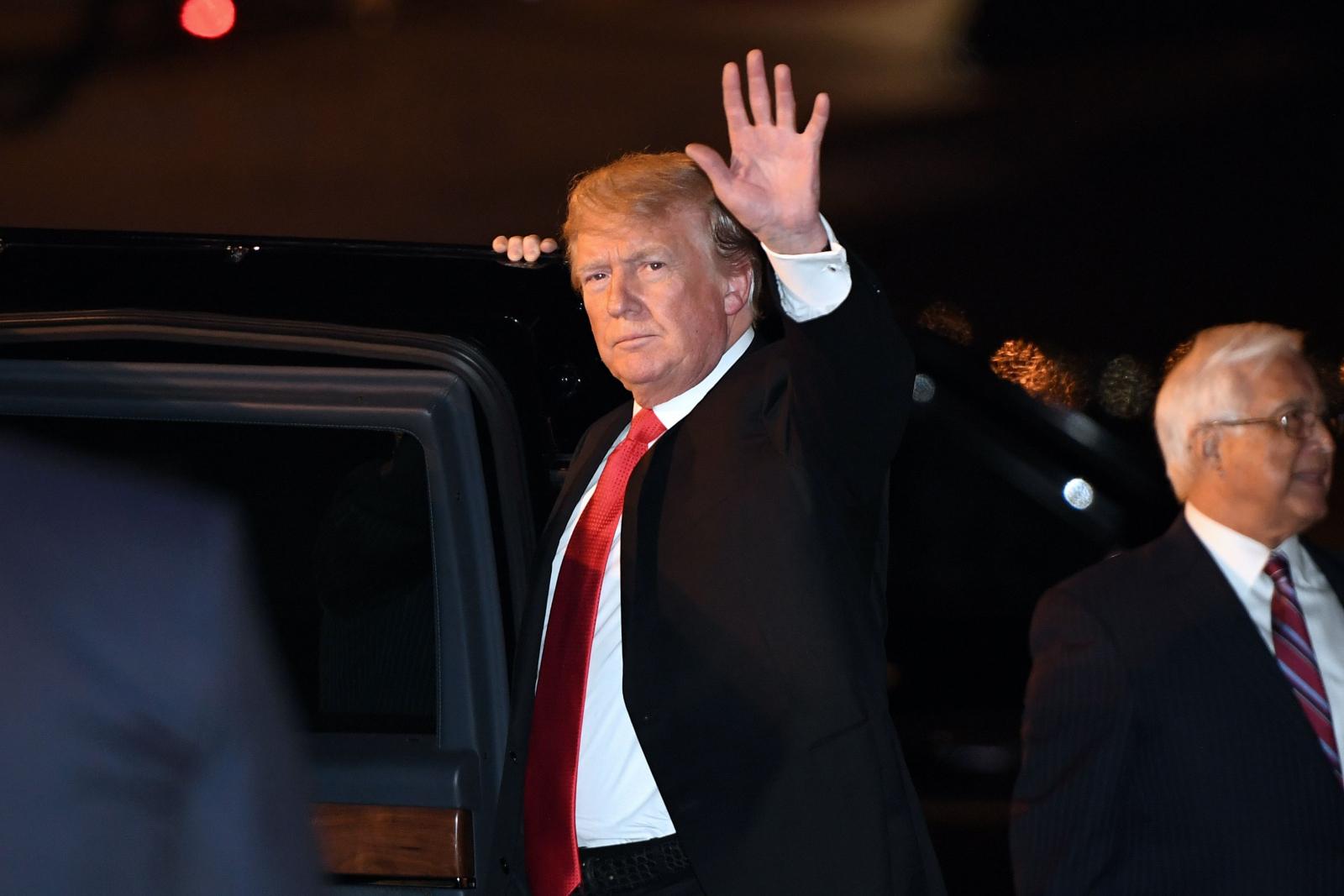 Donald Trump G20