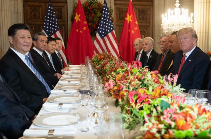 Trump Xi G20