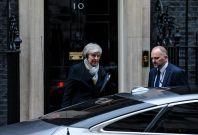 Theresa May Downing Street
