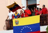 Venezuela presiden t Nicolás Maduro