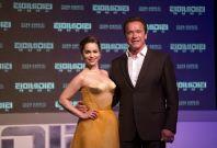 Terminator Actor Arnold Schwarzenegger