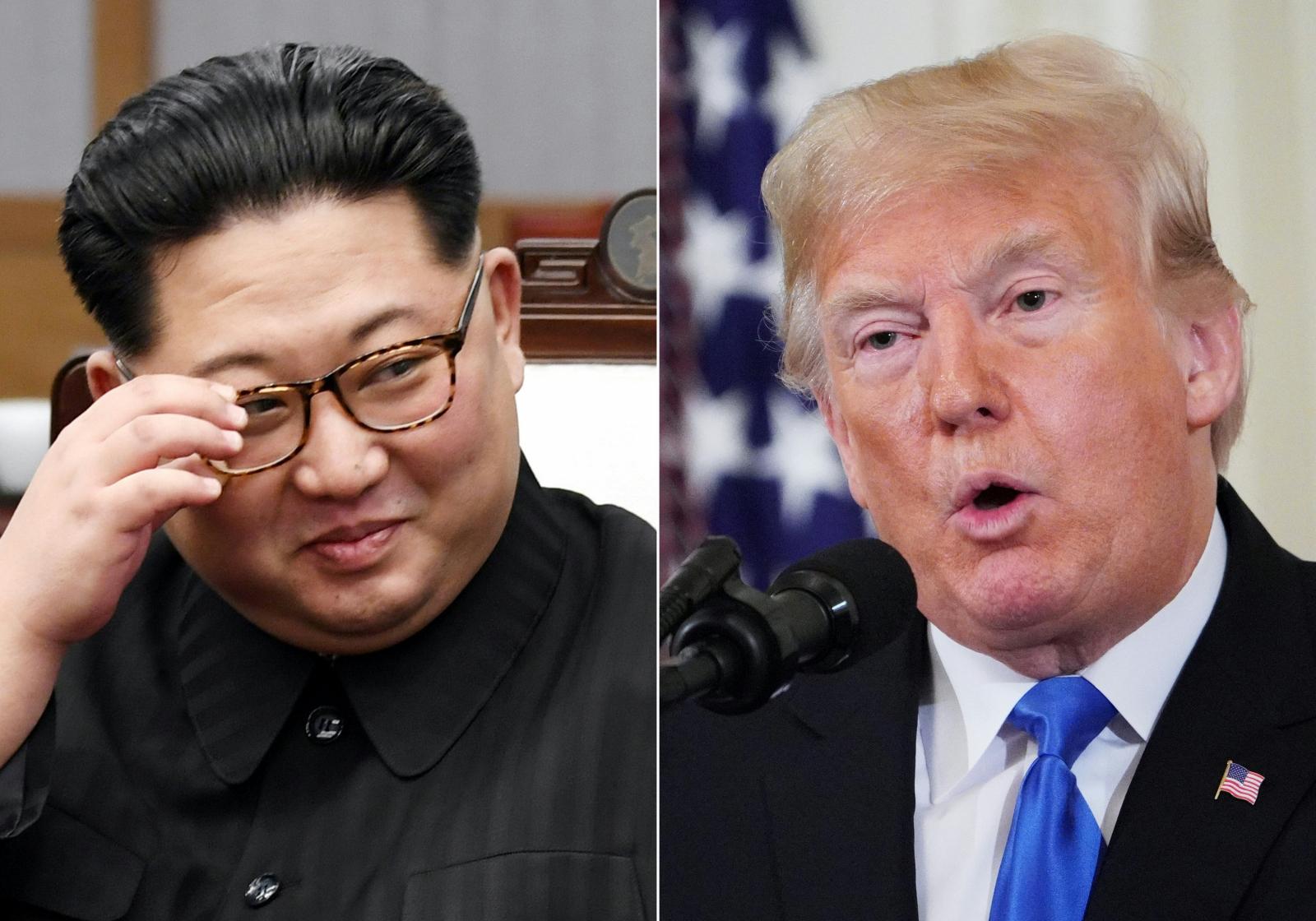 North Korea - US