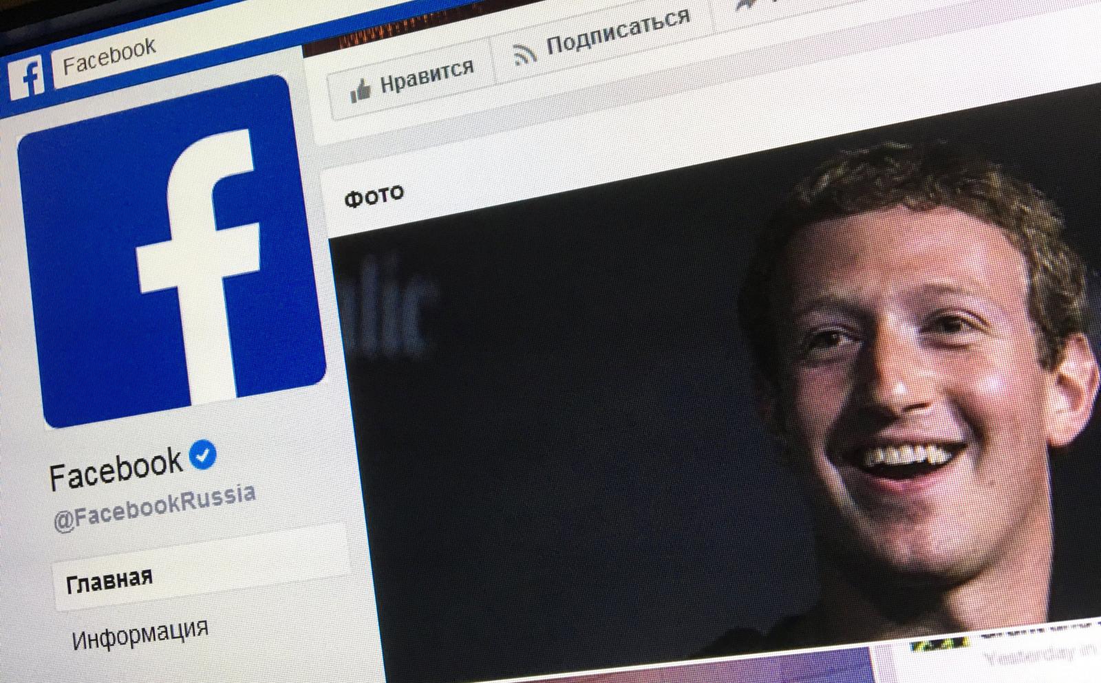 Facebook takes down pro-Kremlin video channels