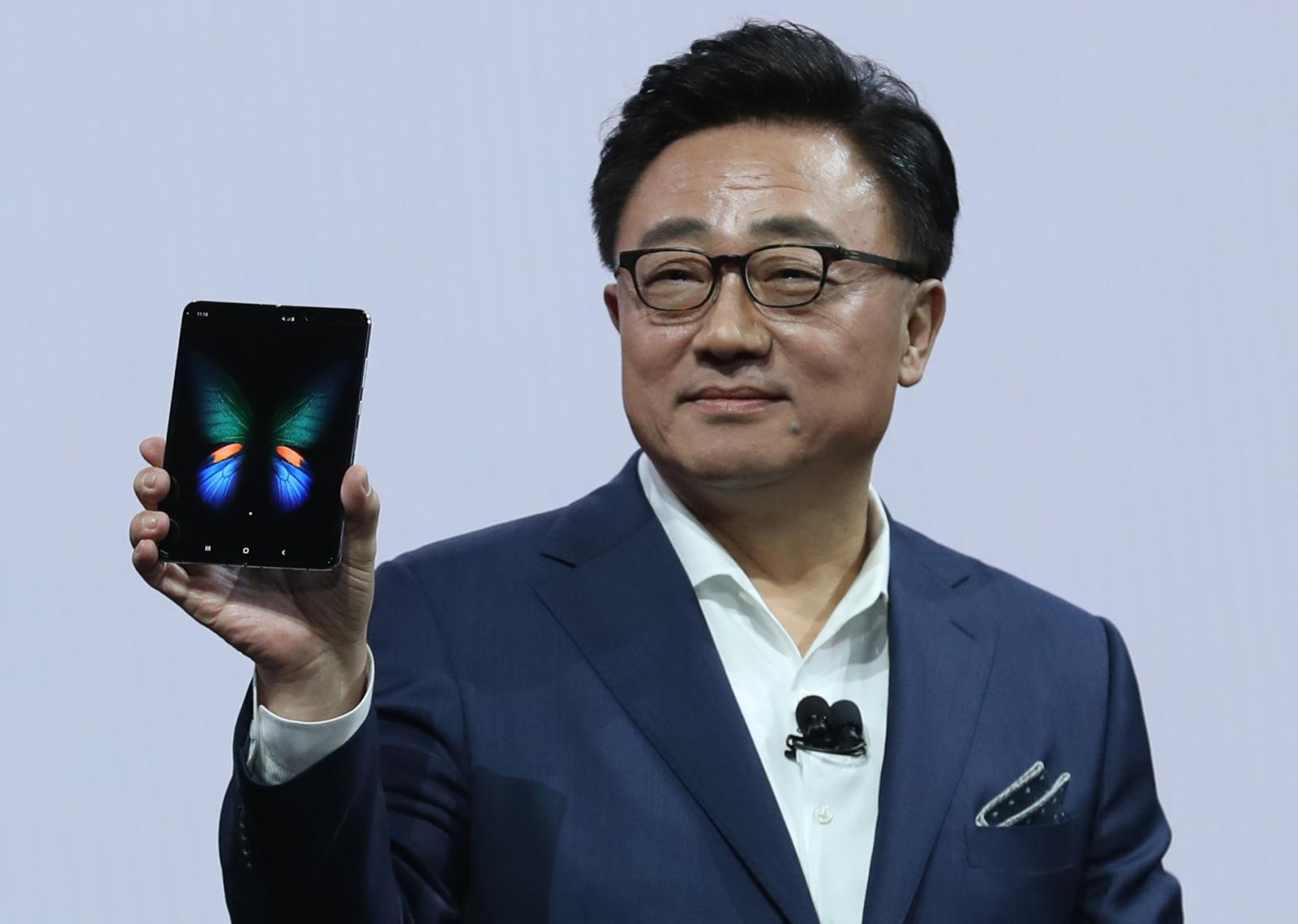 Galaxy Z Flip: Samsung