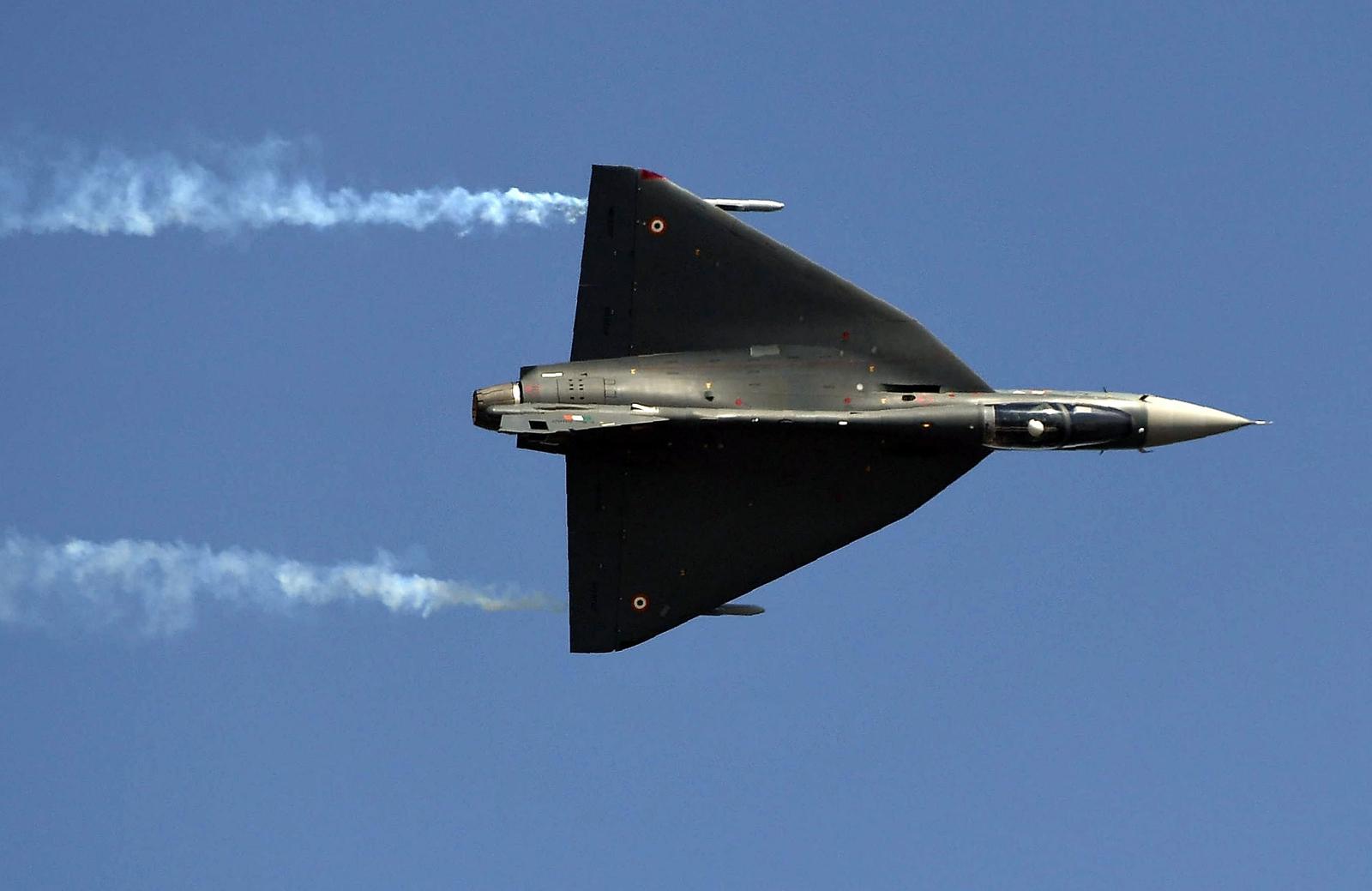 Indian Air Force Tejas Light Combat Aircraft